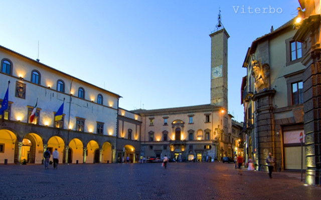 Piazza del Comune Viterbo