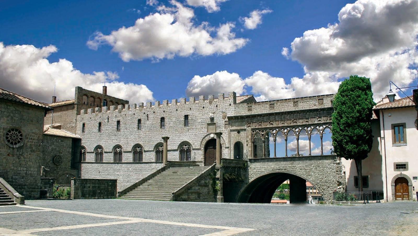 Il Palazzo Papale di Viterbo